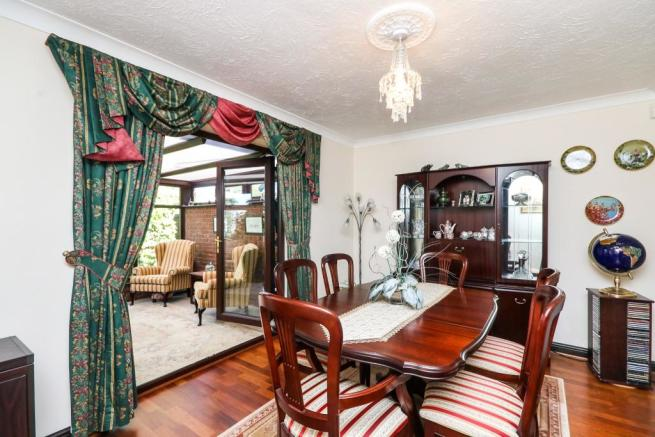 Dining Room or Bedro