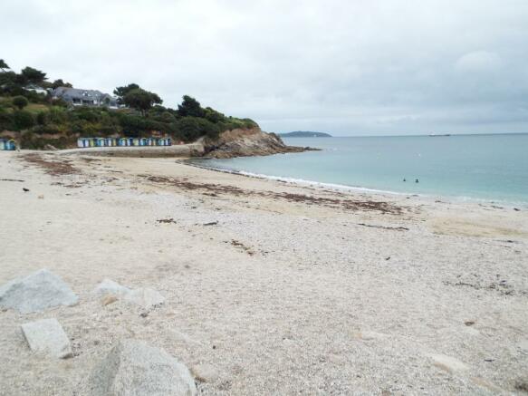 Swanpool Cove