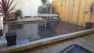Patio and decking