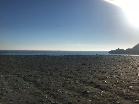 Nearest beach (Porth