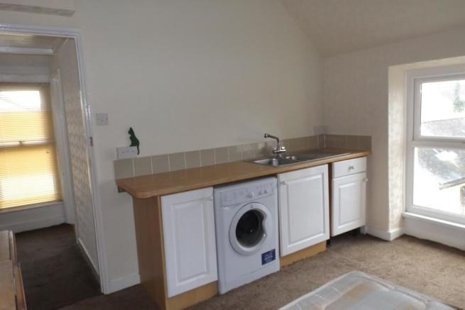 Kitchen if used as t