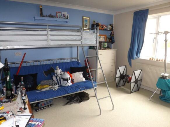 Bedroom One (maximum