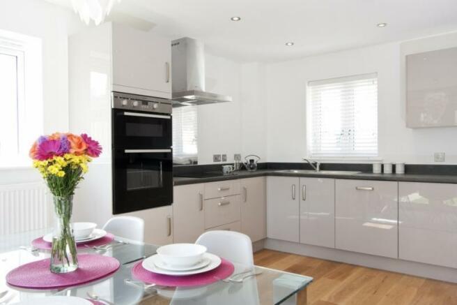 Newlyn - Kitchen