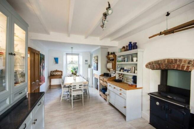 Open Plan kitchen Di
