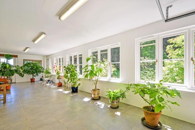 Garden Room/Boat Sto