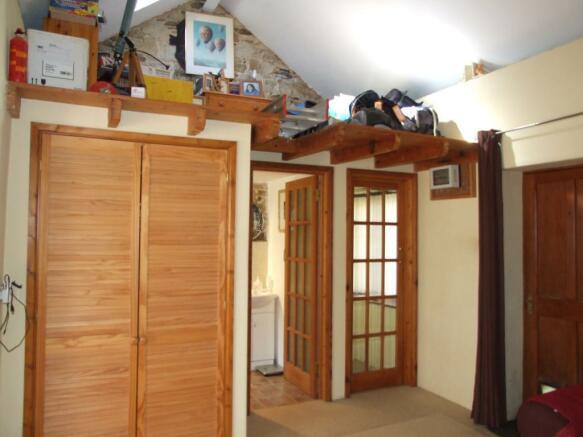 Annexe Room & Mezann