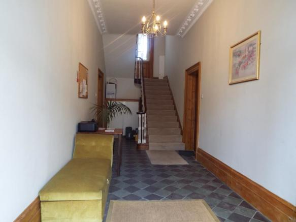 Communal entrance ha