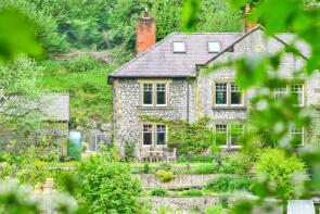 Photo of Curzon Terrace, Litton Mill, Buxton, Derbyshire, SK17