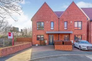 Photo of Worthington Crescent, Cheadle, Greater Manchester, SK8