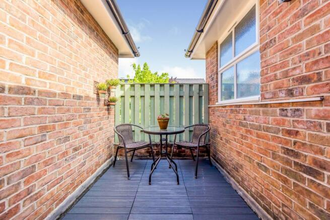 sun terrace balcony