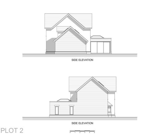 P2 Side Elevations