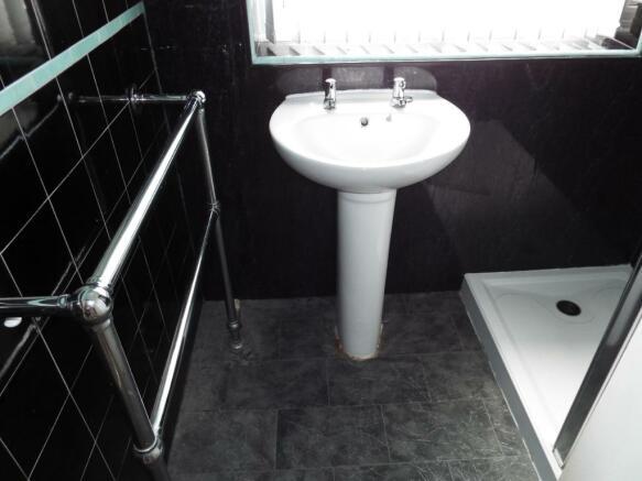 Refiited Shower Room