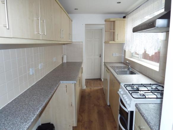 Refitted Kitchen