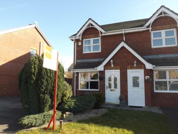2 Bedroom Semi Detached House For Sale In Waltersgreen Crescent