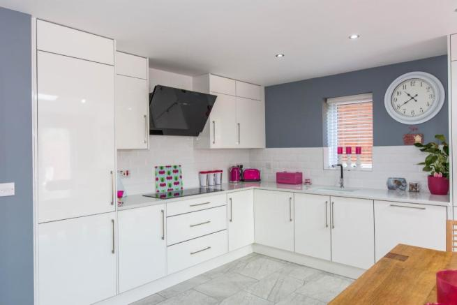 Show House Kitchen A