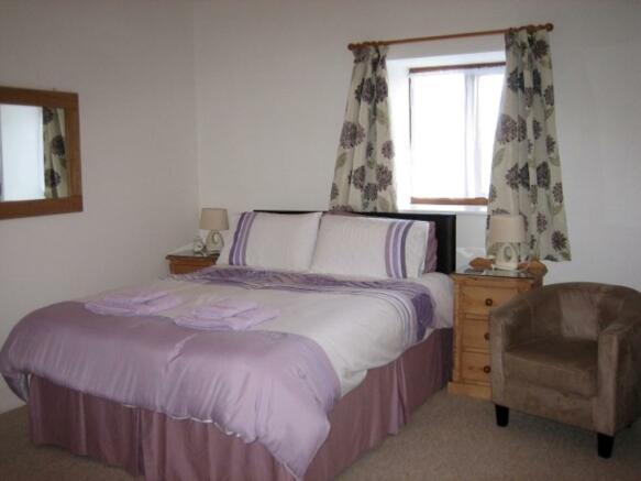 Bedroom Delfryn