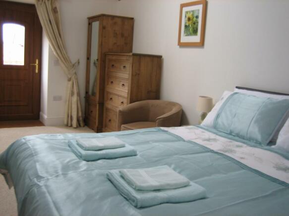 Delfryn Bedroom