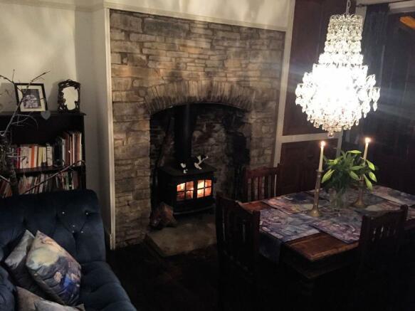Fetaure Fireplace