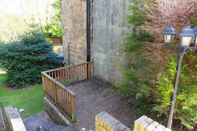 Small Decking ...