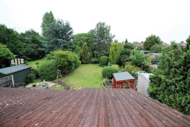View to Rear Garden