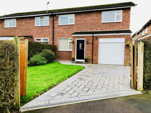 3 Bedroom Semi Detached House For Sale In Longridge Knutsford