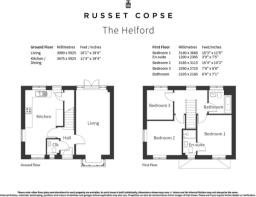 Helford floorplan