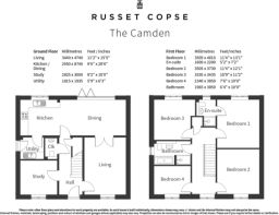The Camden floorplan