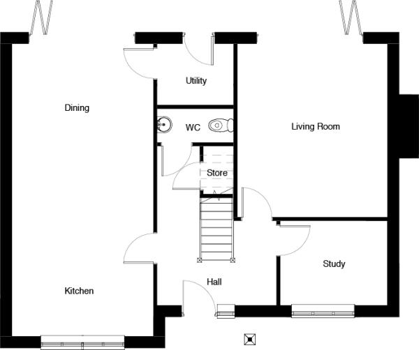 Plot 19 Ground Floor