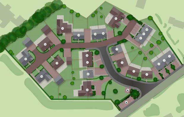 Church Green Plan