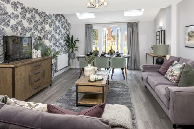 New Saxon Mills living room 2