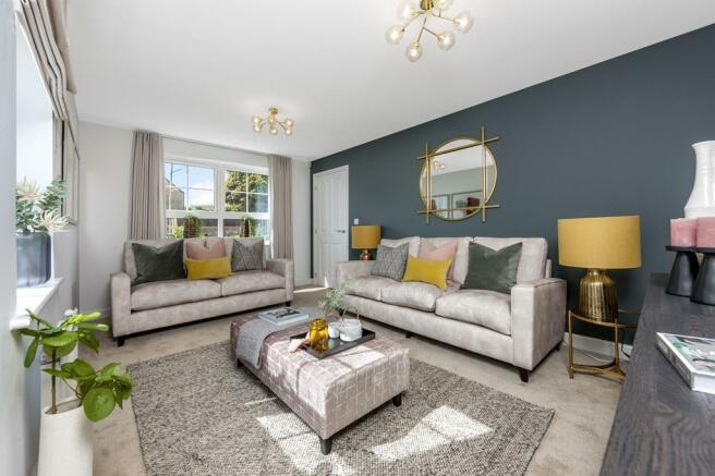Chalkers Rise-Ennerdale living room