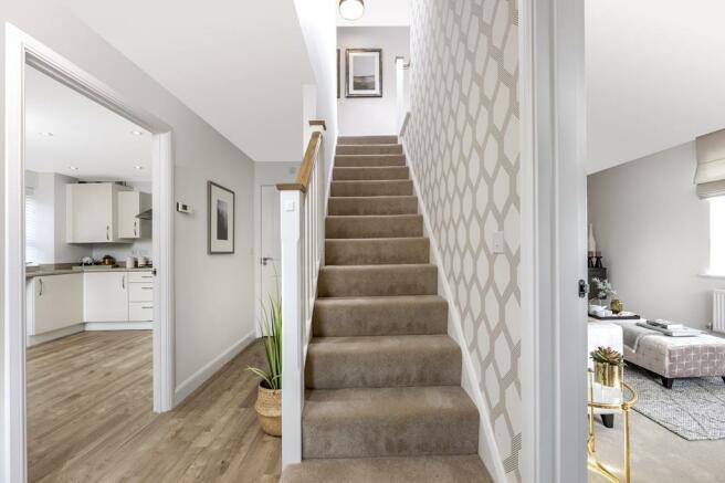 Chalkers Rise-Ennerdale hallway