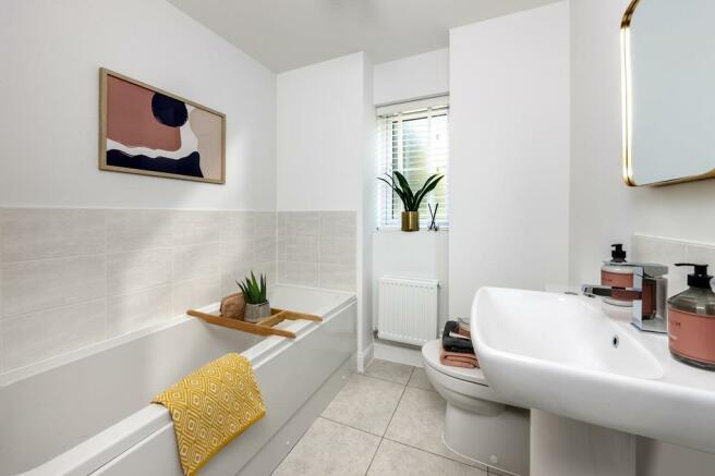Chalkers Rise-Ennerdale family bathroom