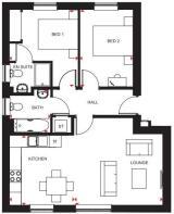 The Kerr - Apartment