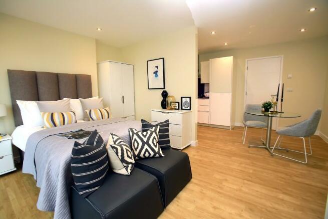 Bedroom/Living Space