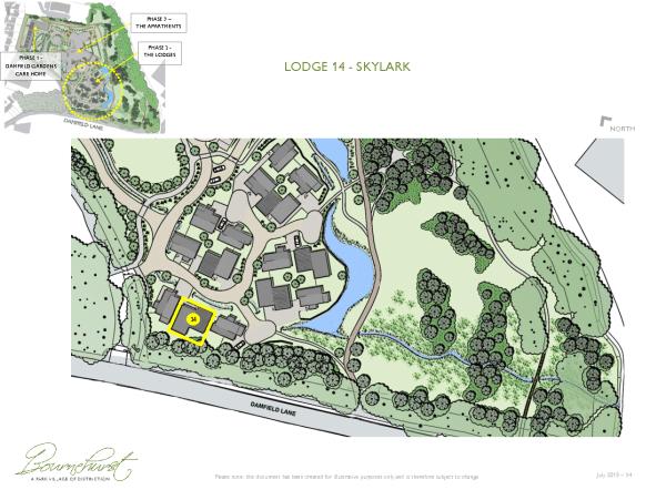 Lodge 14 location