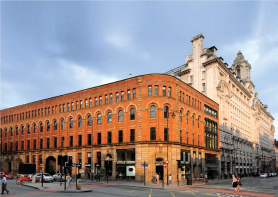 Photo of Oxford Place, Oxford Street, Manchester, Greater Manchester, M1