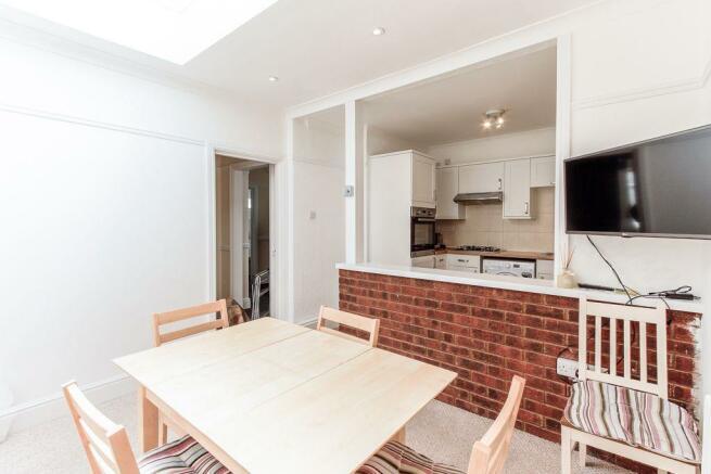 Open Plan Kitchen Dining Room