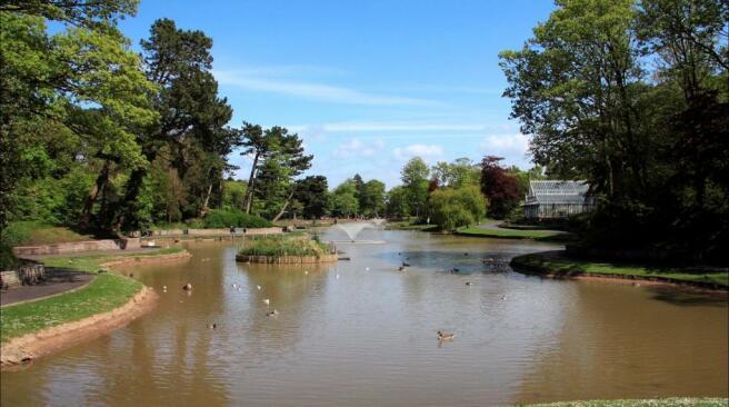 Nearby Hesketh Park