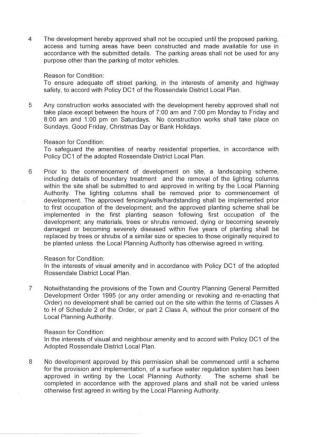 Approval Notice Page 2