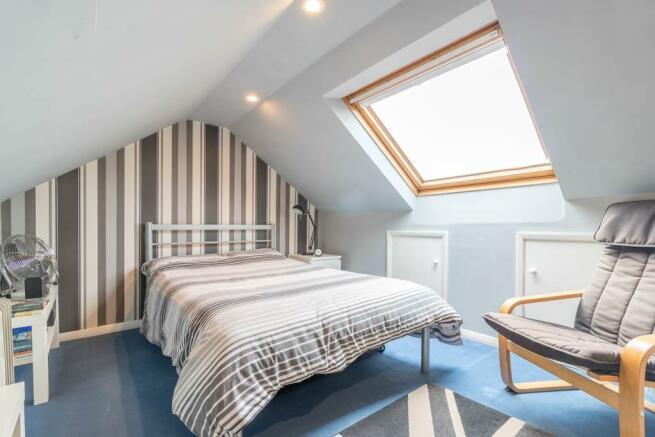 Loft room (not to Building Regulations)