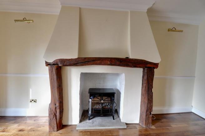 Living Room Feature Fireplace