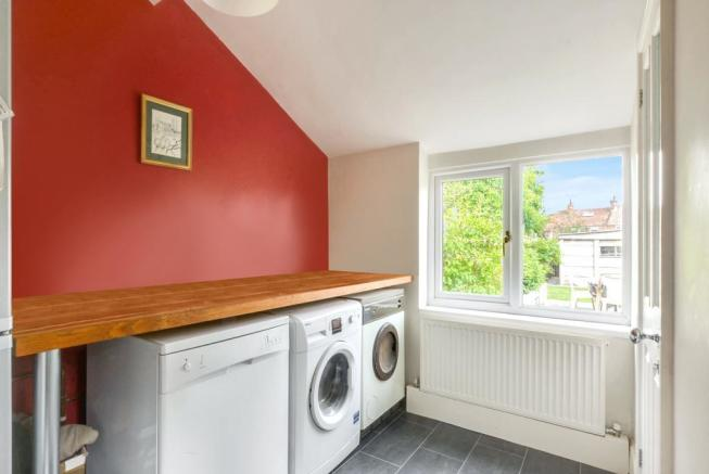 Utility Room & WC