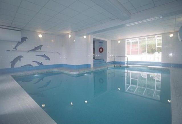 Communal Indoor Swimming Pool