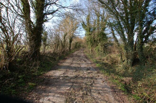 Lane to Side of Land