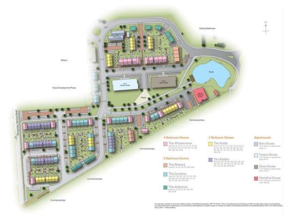 Renovo site plan
