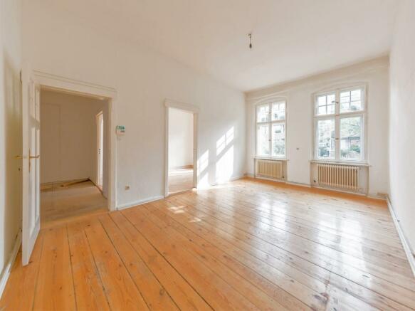 Sample apartment