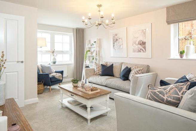 Maidstone internal lounge