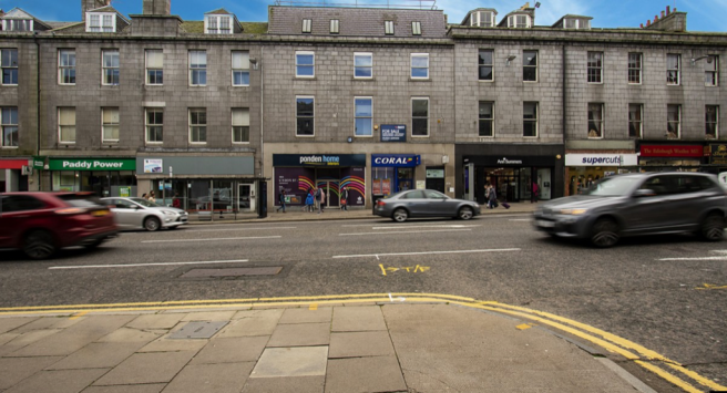 Office For Sale In Union Street Aberdeen Aberdeenshire Ab11 Ab11