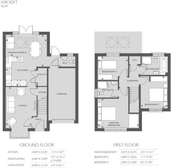 New Walton Floorplan